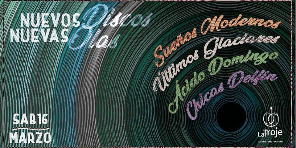 nuevos discos nuevas olas