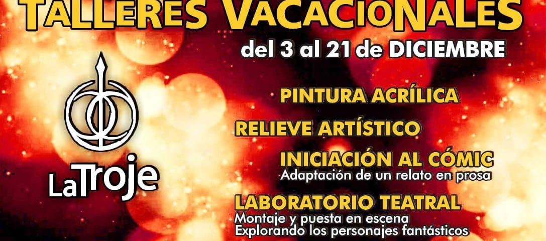 talleres vacacionales2018