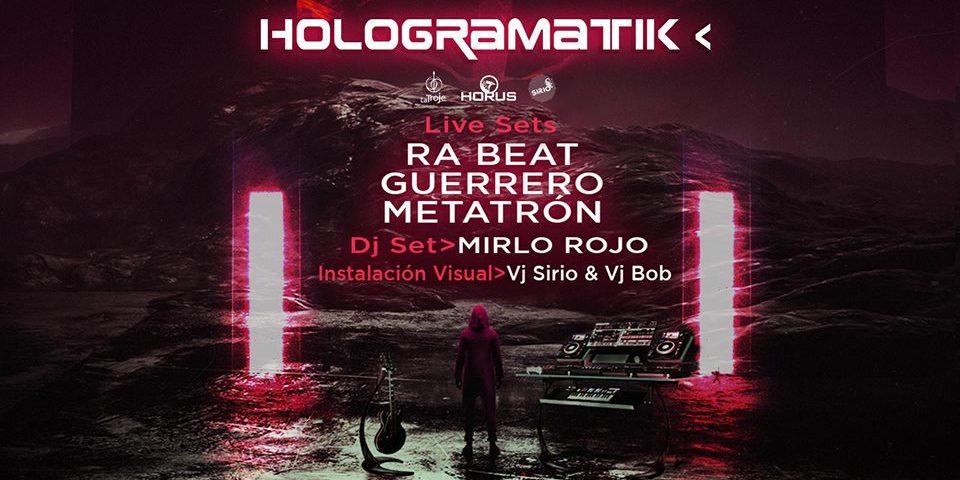 hologramatik 20191